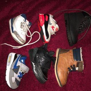 5c sneaker bundle